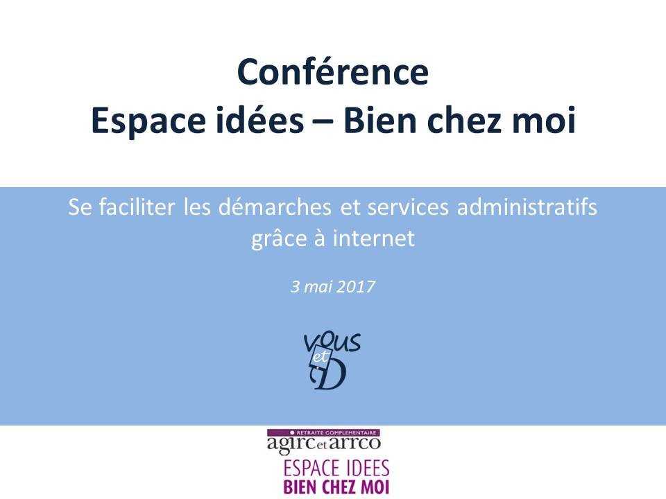 presentation conference demarches administratives